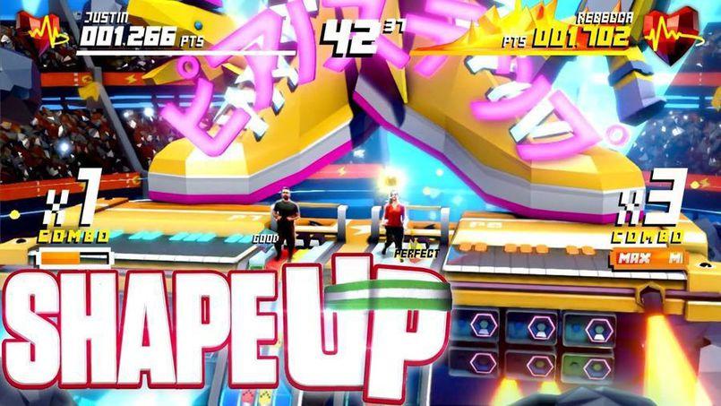 Shape Up – ćwicz z Kinectem w zaciszu domowym