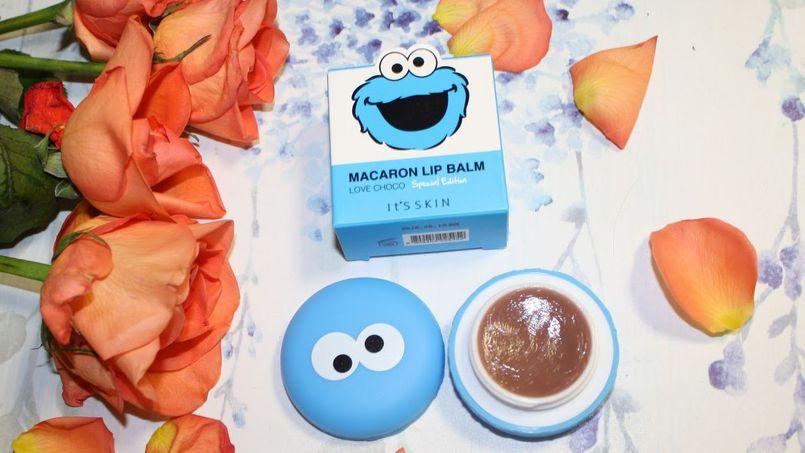 It's skin balsam do ust o zapachu czekoladowych ciasteczek