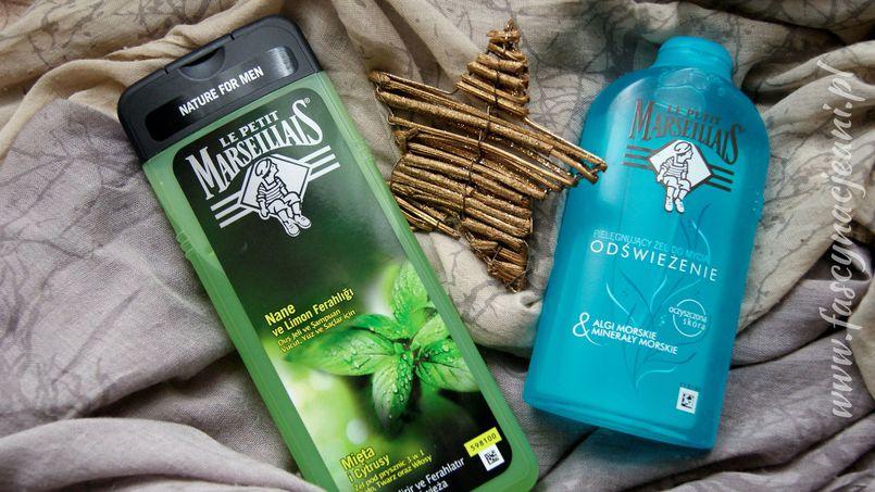 Le Petit Marseillais – zapach prawdziwego mężczyzny