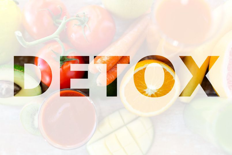 Produkty, które pomogą oczyścić nasz organizm z toksyn