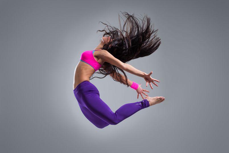 Taniec – niezwykła przyjemność z treningu