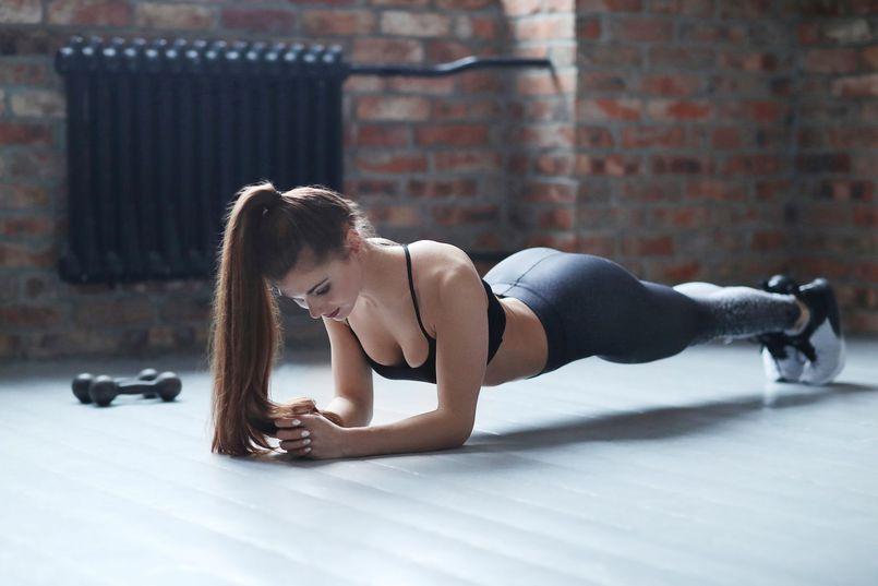 Planking – od zabawy do treningu