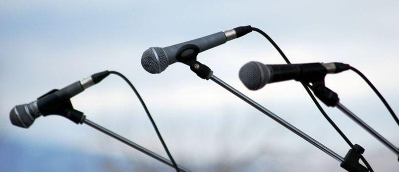 Statywy mikrofonowe – prezentacja sprzętu