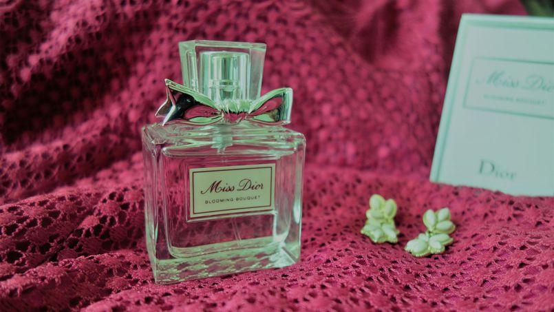 Miss Dior BLOOMING BOUQUET czyli lato 2017 zamknięte w butelce