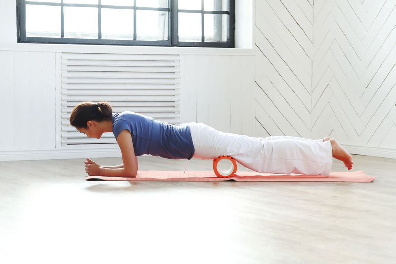 Rolowanie mięśni – trening połączony z masażem