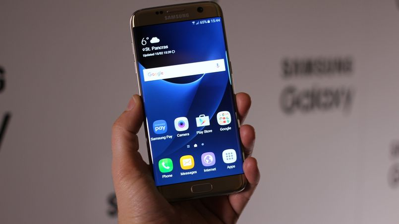 Galaxy S7 Edge – piękny ideał