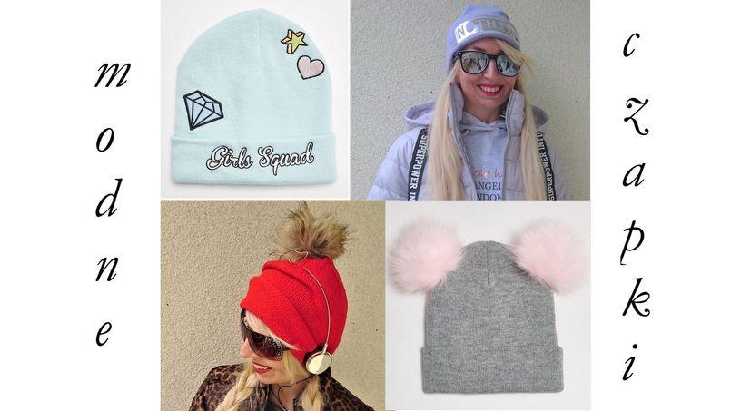 Co z czym? – jakie czapki w tym sezonie