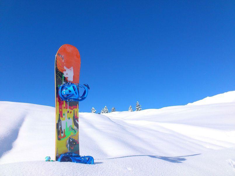 Najlepszy sprzęt snowboardowy