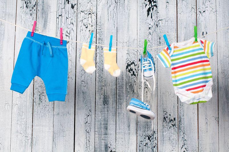 Modne ubrania dla dzieci