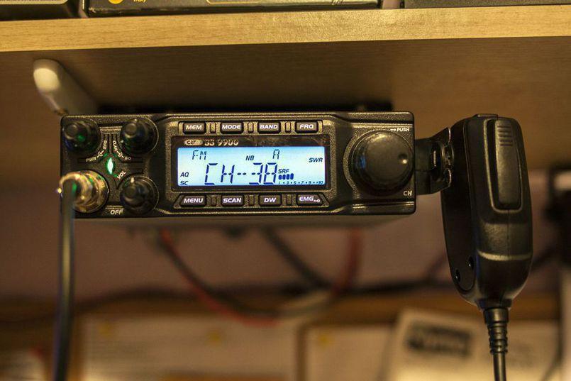CB radio – prezentacja sprzętu samochodowego