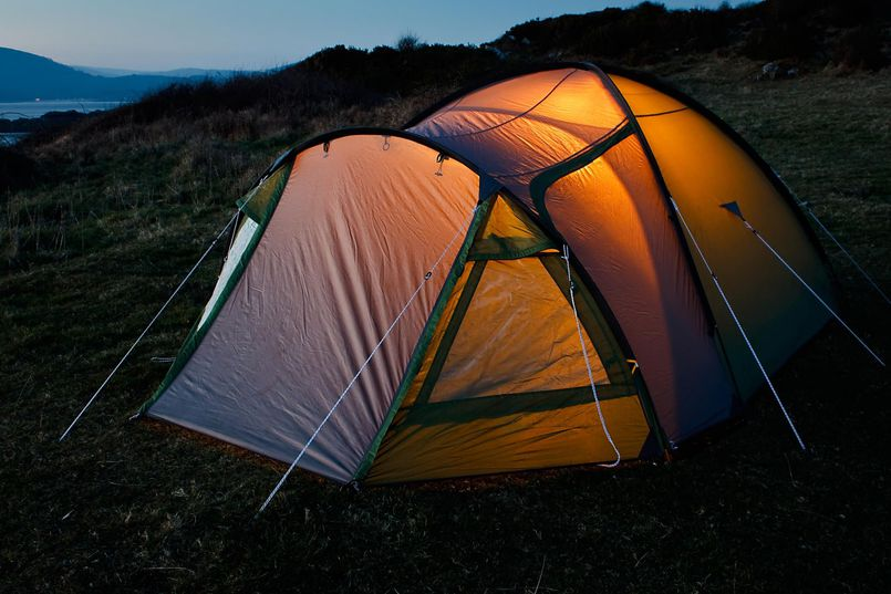 Jaki wybrać namiot na wyprawę?